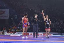 PWL: Anita Takes Punjab to Top of Table With Win over Navjot