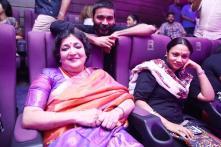 Petta FDFS: Latha Rajinikanth, Dhanush & Others Watch 04:00 AM Show