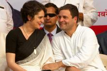With Priyanka's Political Baptism, Gandhi Family Gets Its 15th Member To Take Plunge Into Dynasty Politics
