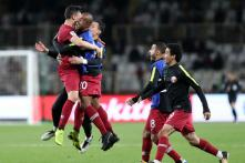 Stunning Free Kick Sends Qatar into Asian Cup Quarters
