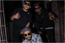 Gully Boy 'NY Se Mumbai': Rappers Divine and Naezy Collaborate with US Hip Hop Star Nas