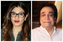 I Was Bowled Over by Kader Khan's Comedy: Raveena Tandon