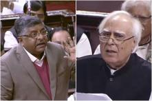 As RS Debated Quota Bill for Upper Castes, Sibal and Prasad Contest 'Basic Structure' Violation