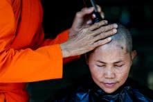 Rebel Female Buddhist Monks Defy Tradition in Thailand