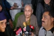 Sheila Dixit Appointed Delhi Congress Chief