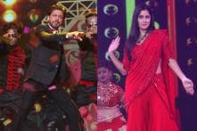 SRK, Katrina, Ranveer Set the Stage on Fire at Umang 2019