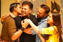 Karan Johar Calls Rohit Shetty, Ranveer Singh Brothers in Biceps; Thanks Them for Simmba