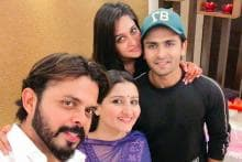 Bigg Boss 12: Sreesanth Visits Dipika Kakar and Shoaib Ibrahim's House with His Wife, See Pics