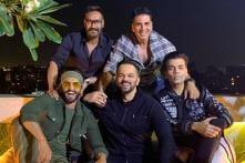 Umang 2019: Watch Akshay Kumar, Ajay Devgn, Ranveer Singh and Rohit Shetty's Energetic Video