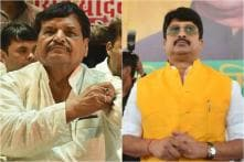 Raja Bhaiya Visits Shivpal Yadav's Home, Kindles Another Alliance Speculation in UP