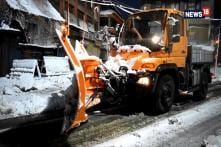 Kashmir Snowed In: Spending A Night With The Valley's Brave Snow Clearing Party
