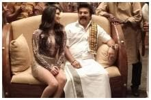 Sunny Leone to Dance With Malayalam Actor Mammootty in Special Song, Pic Goes Viral