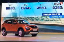 Tata Harrier SUV Launched in India for Rs 12.69 Lakh, To Compete With Jeep Compass, Hyundai Creta