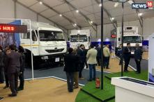 Tata Motors Launches 13 New Range of Commercial Vehicles at E-Commerce Expo 2019