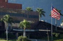 US Diplomats Leave Caracas Embassy as Washington Backs Maduro Rival