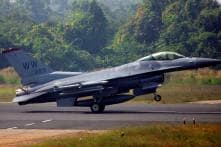 US Defence Firm Lockheed Sees Potential Export Market for 200 F-16 Jets From Proposed Indian Plant