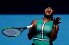 Serena Williams Knocked Out of Australian Open in Rare Meltdown; It's Pliskova vs Osaka in Semis
