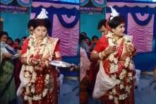 'You Can Never Repay Your Parent's Debts': Bengali Bride Challenges Farewell Ritual In Best Way Possible