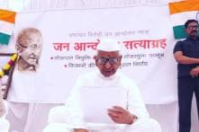 Anna Hazare Begins Hunger Strike Over Delay in Appointing Lokpal