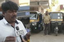 Karnataka Auto Driver is Providing 24x7 Transport Services to Pregnant Women