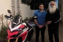 Sadhguru Buys Ducati Multistrada 1260 Pikes Peak Edition Worth Rs 21.42 Lakh, His 2nd Superbike