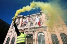Thousands March on 9th Straight Weekend of French Yellow Vest Protests