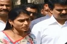 YS Sharmila, Jagan Reddy's Sister, Blames TDP for Linking Her With Prabhas; Files Police Complaint