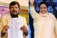 Ramdas Athawale Wants Mayawati to Recall 'Good Times' With BJP, Asks Her to Join Modi-Shah