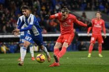 Bale Back With a Bang as 10-man Madrid Beat Espanyol