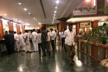 It's Chest Pain, Claims Congress After 'Brawl' at Bengaluru Resort Lands MLA in Hospital