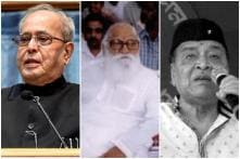 Pranab Mukherjee Gets Bharat Ratna Along With Late Nanaji Deshmukh And Bhupen Hazarika