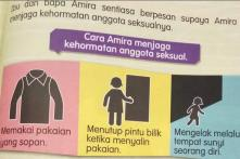 'Protect Sex Organs': Malaysian Textbook Tells Girls to Not Bring 'Shame' By Getting Sexually Assaulted