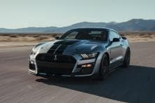 New Ford Mustang Shelby GT 500 Unveiled, Fastest 'Stang Till Now