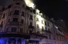 22 Hurt in France Building Blaze: Fire Service