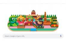 Republic Day: Google Doodle Showcases Rashtrapati Bhavan, India's Heritage