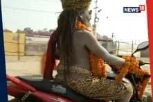 Kumbh Chronicles: Sadhus With Mobiles, Bikes, Cars And New-Age Technology