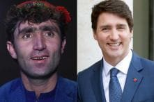 'Trudeau's Lost Twin?' Afghan Wedding Singer is Reminding People of Canadian Prime Minister