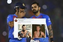 Kohli and Dhoni Missed After India's Humiliating Defeat in Fourth ODI as Fans Meme Out Displeasure