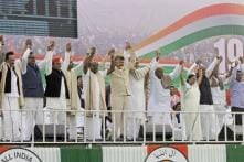 Picture of How Joint Opposition Will Work Together Still Hazy, But the Message for Modi is Loud and Clear