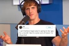 Logan Paul Receives Social Media Backlash For Saying He is 'Going Gay' For a Month