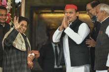 Akhilesh Meets Mayawati After Priyanka Gandhi's Surprise Visit to Bhim Army Chief