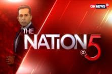 The Nation@5: What Was Kapil Sibal Doing at London Hackathon? BJP Questions Congress