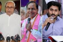 KCR, Jagan Reddy and Naveen Patnaik Wield the Key to Power in Down-to-the-Wire Lok Sabha Polls