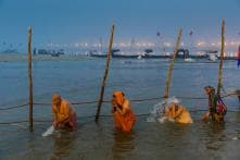 Lunar Eclipse 2019: Sangam to Bask Under Full Moon Today as Kumbh Devotees Mark Paush Purnima