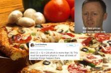 One 18-inch Pie Has More Pizza Than Two 12-inch Ones and the Internet is Losing its 'Pizza' Mind
