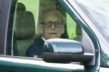 Prince Philip, 97, Ends 'Old Age-Driving' Debate: Gives up Driving Licence After Crash, Seatbelt Incident