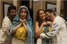 Total Dhamaal! Madhuri Dixit, Anil Kapoor Shake a Leg Together As 'Ram Lakhan' Clocks 30 Years