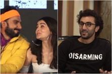 Gully Boy Trailer Launch: Alia Can't Stop Blushing As Ranveer Teases Her About Ranbir