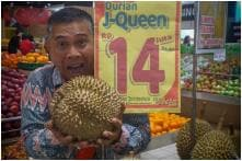 Pair of Stinky Durian Fruits Sold for $1,000 Each in Indonesia and No One Knows Why