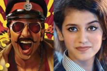 Priya Warrier Reveals She is a Great Fan of Ranveer, Says 'Wanted to be Part of Simmba'